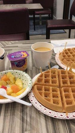 Stoughton, MA: Ontbijt