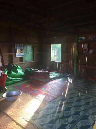 Kalaw, Myanmar: Nuit chez l'habitant