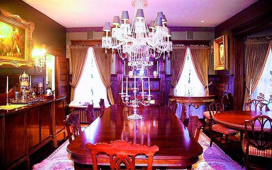Scottdale, PA: The Dining Room