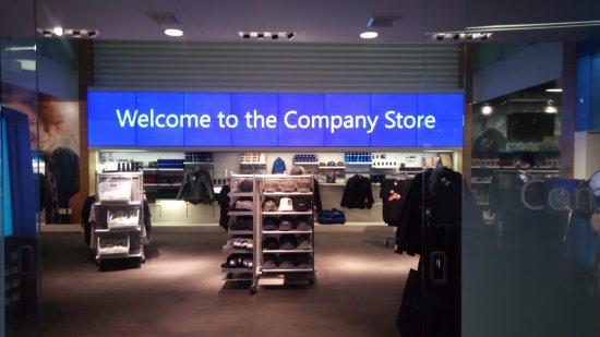 Redmond, WA: Company Store