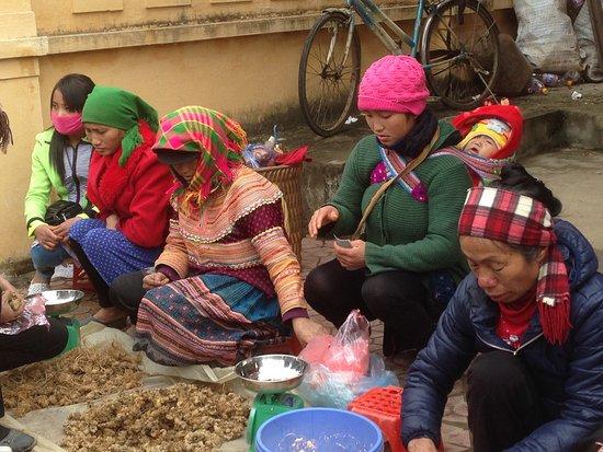 Bac Ha, Vietnam: It's a colorful world!