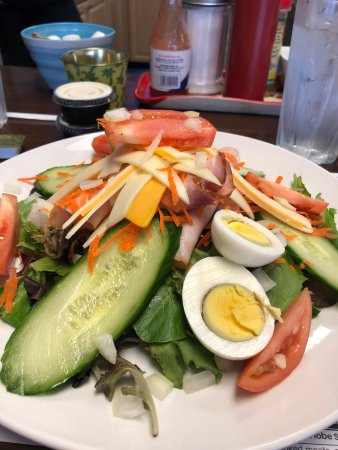 Tequesta, FL: Chef salad