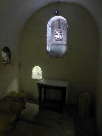 Ripon, UK: St.Wilfreds' 7th century Crypt