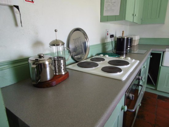 Kilkeel, UK: Kitchen in William John's
