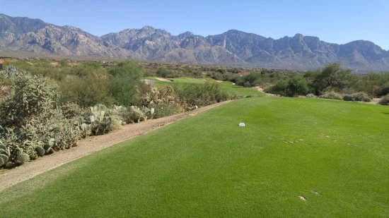 Oro Valley, AZ: Hole #7