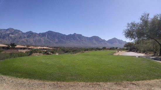 Oro Valley, AZ: Hole #1