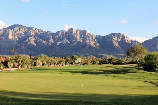 Oro Valley, AZ: Another beautiful day on the course