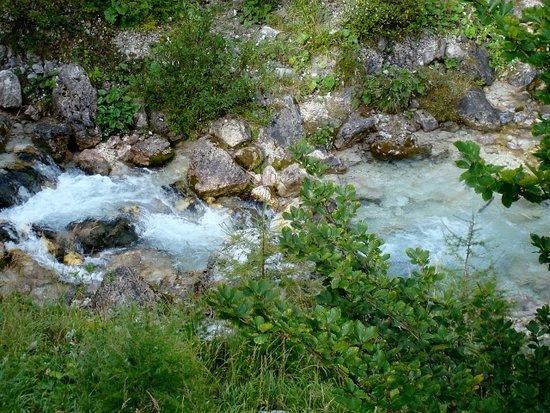Longarone, Włochy: Acque pure e cristalline