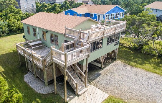 Waves, Carolina del Nord: Watermen's Oasis - 3 bedroom pet friendly cottage