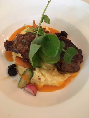 Commander's Palace: Angus filet