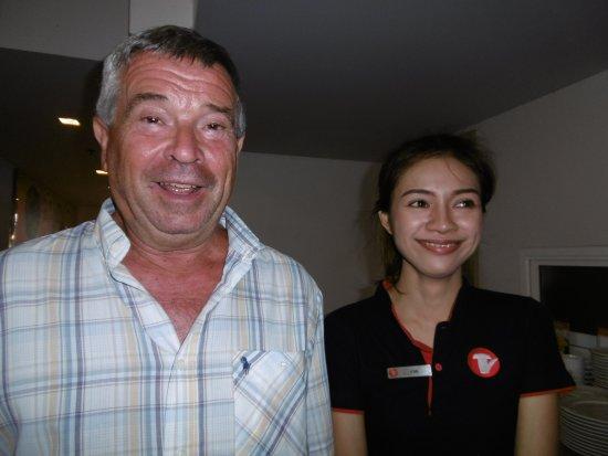 Travelodge Pattaya: Siempre con una sonrrisa , vacaciones perfectas