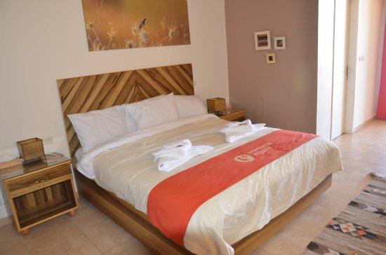 Dana, Ιορδανία: Hotelzimmer