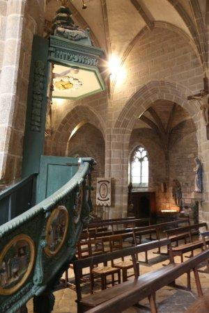 Locronan, Prancis: Eglise St Ronan