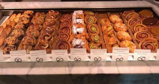 Sandholt: Pastries