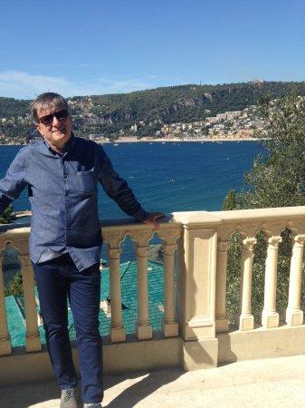Villa & Jardins Ephrussi de Rothschild : Panoráma
