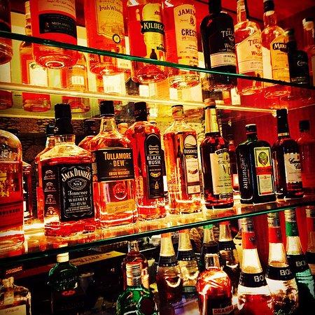 Newbridge, Ireland: Whiskey Menu