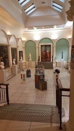 Lovely part of museum Perth
