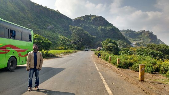 Amhara Region, เอธิโอเปีย: on the way to bahir dar , Selam Bus, Beautiful Views