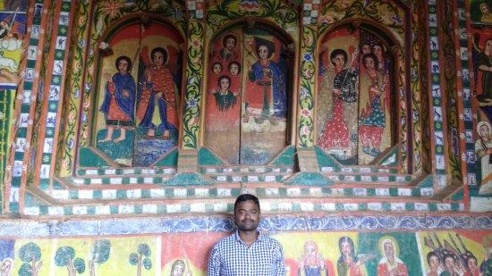 Amhara Region, Ethiopia: Ura Kidanemihret Monastery, Lake Tana, Bahirdar