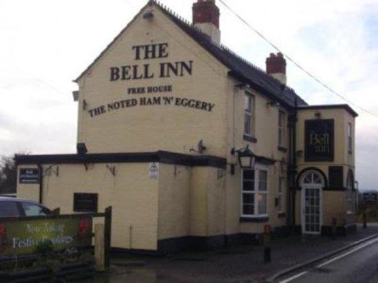 Brewood, UK: The Bell Inn
