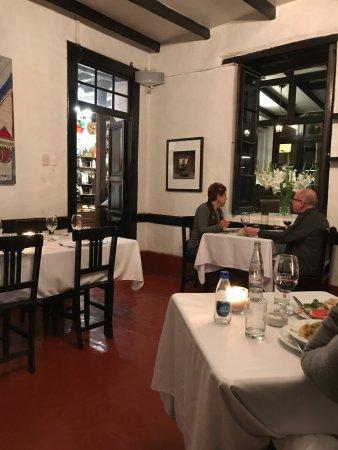El Albergue Ollantaytambo: Fantastic restaurant.