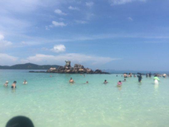 Província de Phang Nga, Tailândia: 해변모습