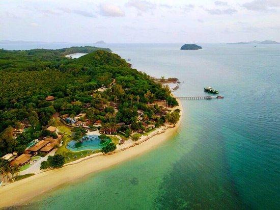 The Naka Island, A Luxury Collection Resort & Spa Phuket Photo