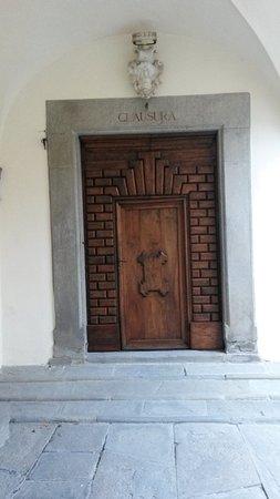 Camaldoli, Italien: Clausura