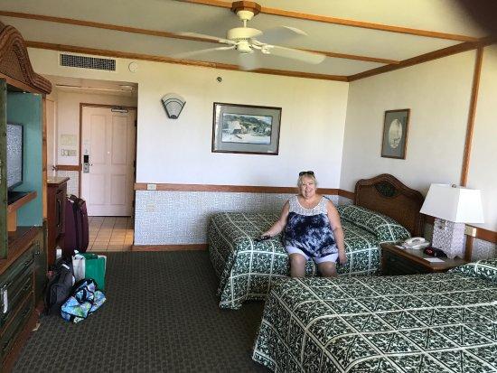 Ka Anapali Beach Hotel Double Room Lanai Wing