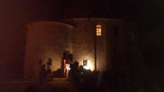 Visnjan, Κροατία: L'osservatorio sorge sulla cima di una altura, in localita' Ticano.