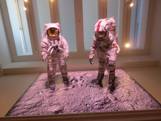 Yorba Linda, CA: Men on the Moon.