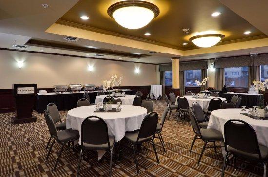 Sandman Hotel Grande Prairie: Banquet Room