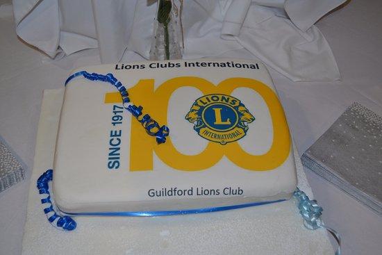 Gluten Free Cake Guildford