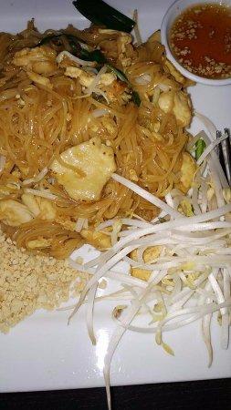 Chatham, Canada: Chicken Pad Thai