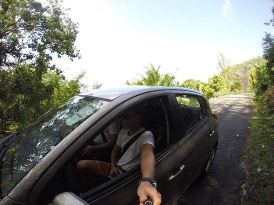 Beau Vallon, Seychelles: Gopro view