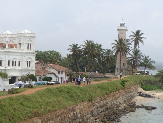 Galle Fort : Galle