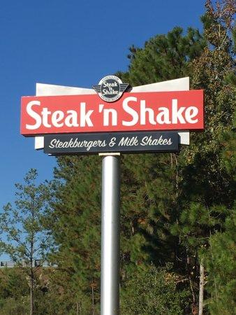 พูเลอร์, จอร์เจีย: Steak 'n Shake