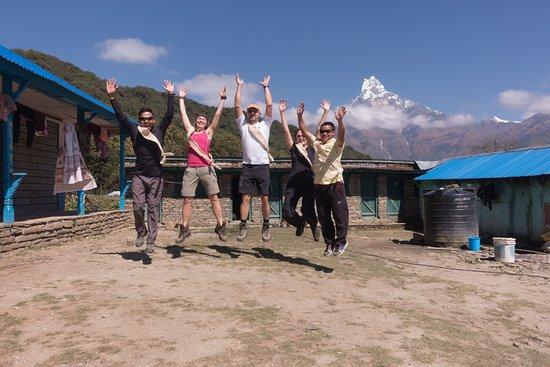 Kathmandu Valley, Nepal: Happy time