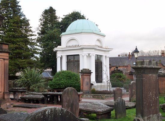 ‪Robert Burns Mausoleum‬