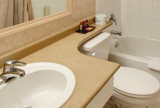 Cranbrook, Kanada: Bathroom