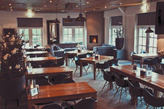 Zoetermeer, هولندا: Sportrestaurant setting