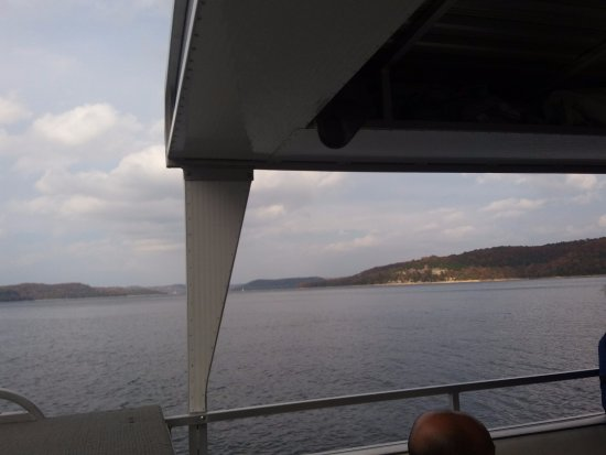 Rogers, AR: Eagle Cruise View