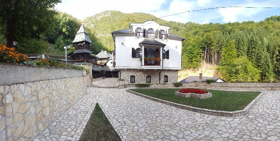 Sekovici, บอสเนียและเฮอร์เซโกวีนา: Front of the complex