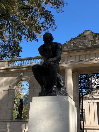 Rodin Museum: The Thinker