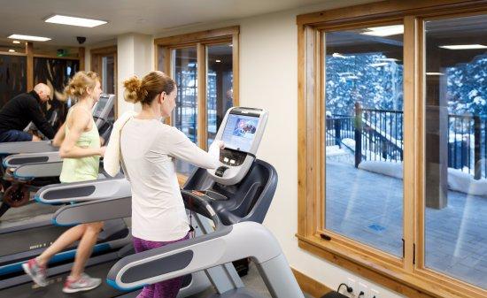 Taos Ski Valley, NM: Fitness Center