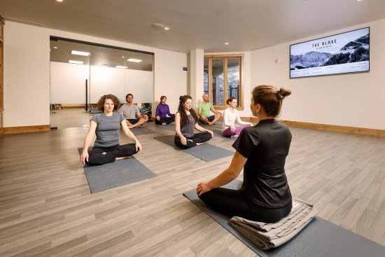 Taos Ski Valley, นิวเม็กซิโก: Classes at The Fitness Center
