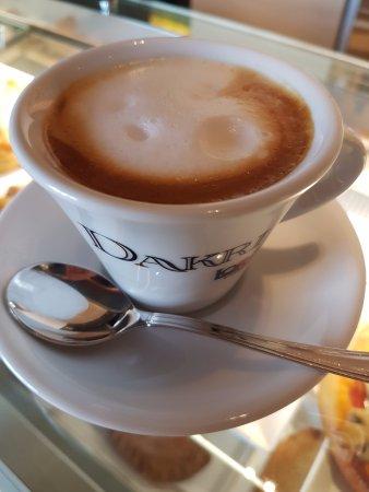 Tremestieri Etneo, Ιταλία: Cappuccino