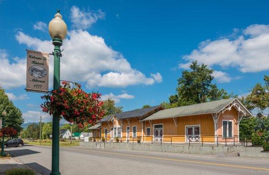 Alderson Train Depot