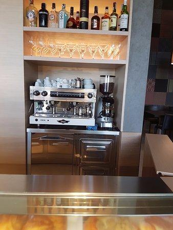 Tremestieri Etneo, Ιταλία: Macchina del caffè