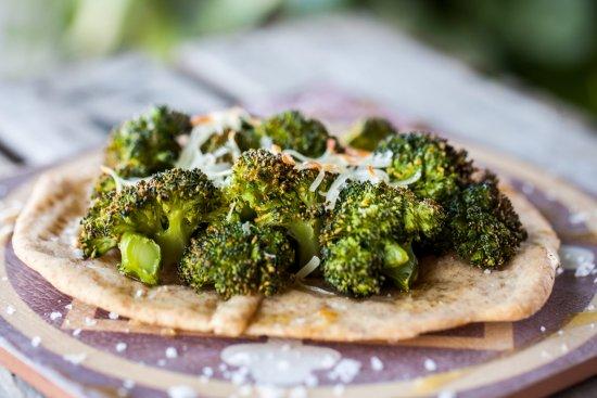 Sequer Lo Blanch: coca de brocoli